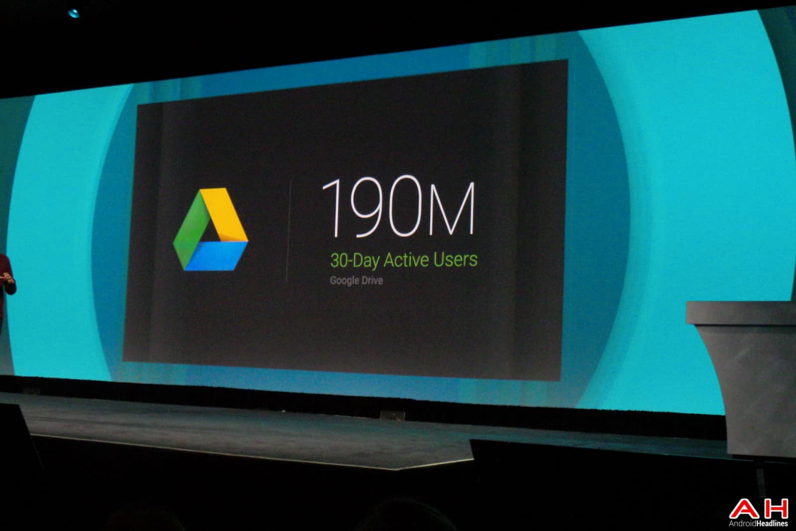 AH Google IO 2014 (701 of 5) 190 Million Activations