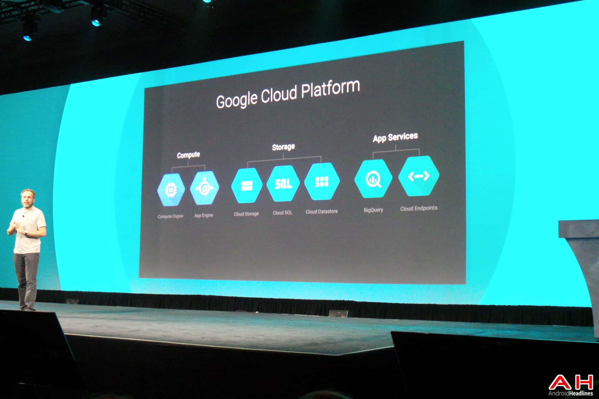 AH Google IO 2014 (704 of 5) Google Cloud Platform