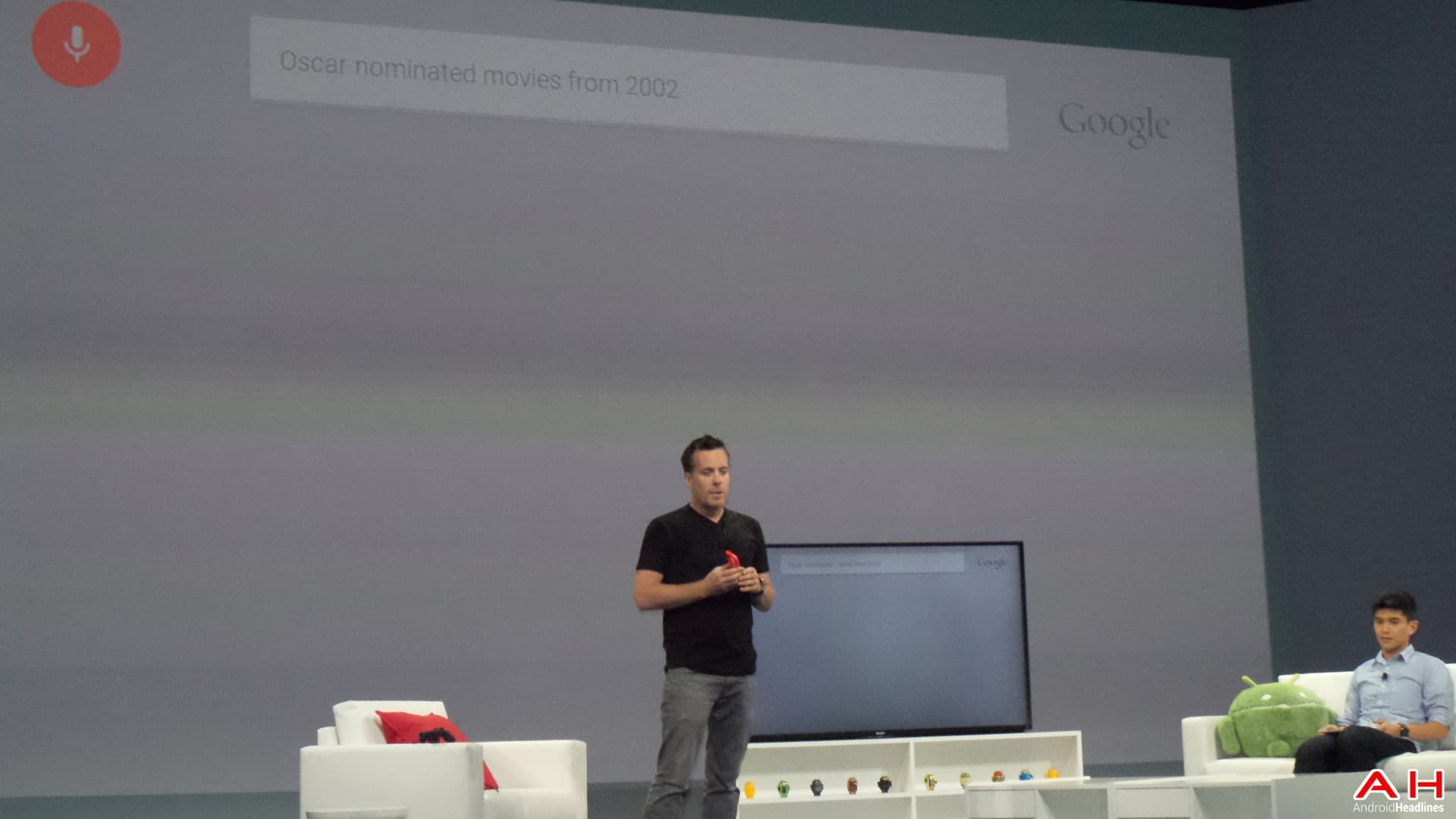 AH Google IO 2014 Android TV 502 of 8