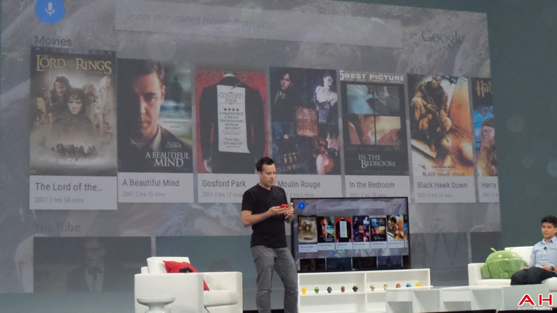 AH Google IO 2014 Android TV 503 of 8