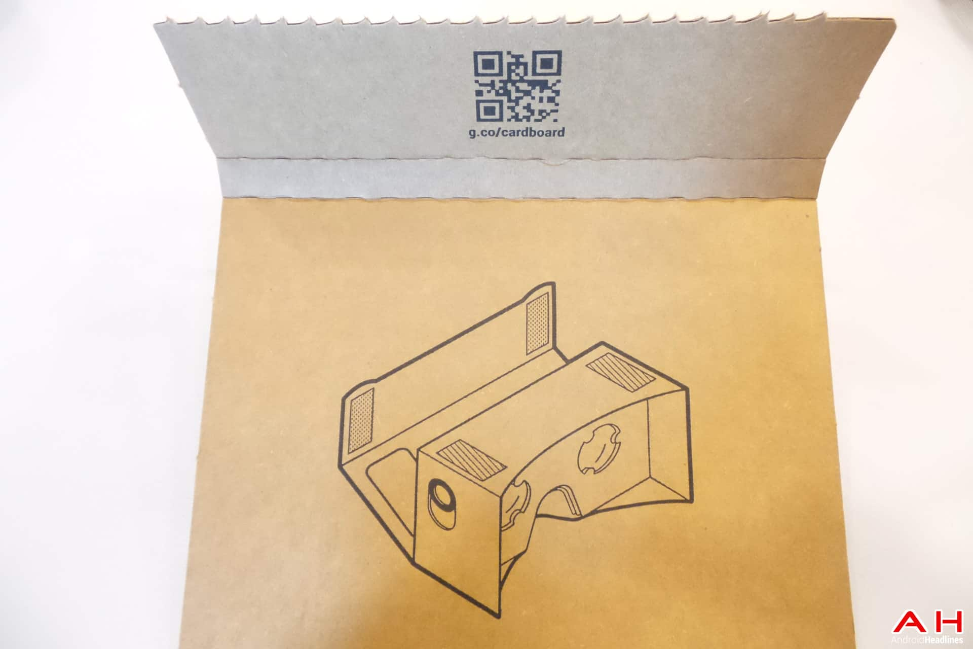 AH Google IO 2014 Cardboard 2 of 4