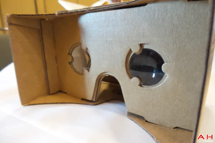 DodoCase Selling Google Cardboard VR Headset for $19.95
