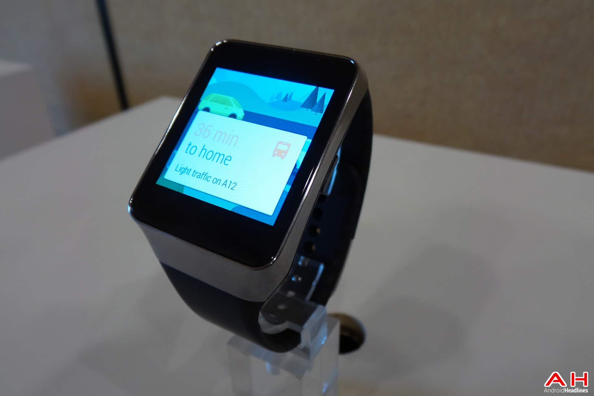 AH Google IO 2014 Galaxy Gear Live  (1 of 7)