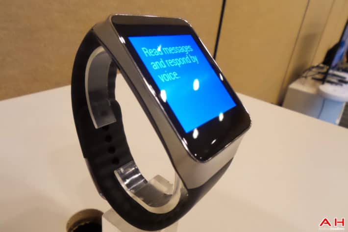 AH Google IO 2014 Galaxy Gear Live  (3 of 7)