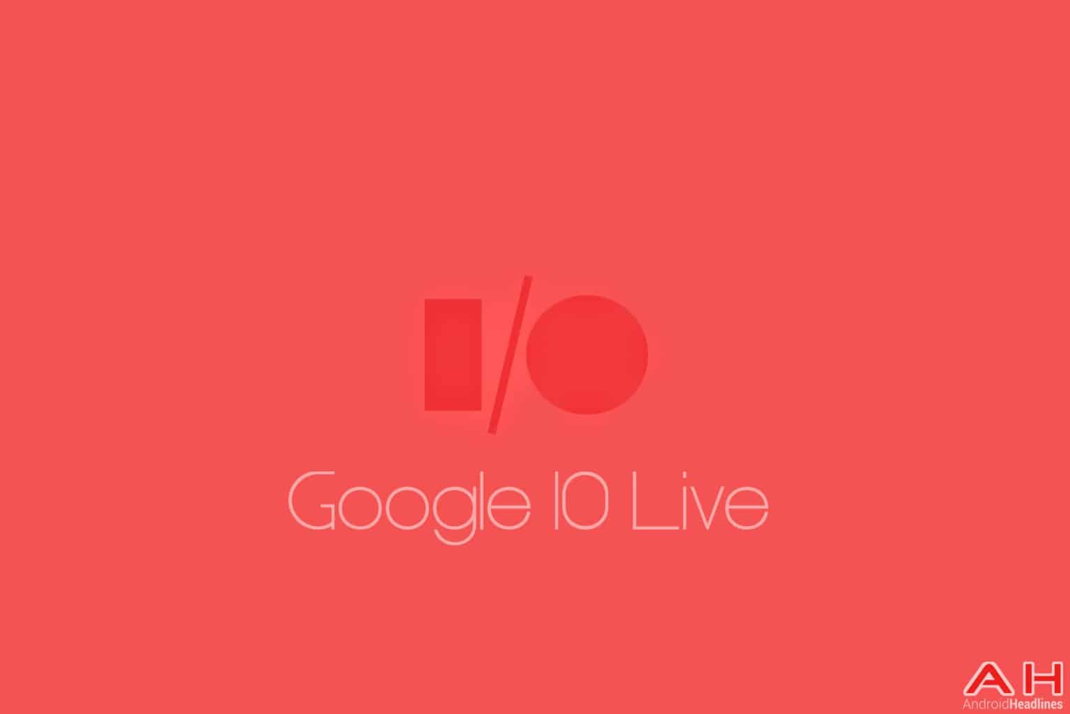 AH Google IO Live 2014
