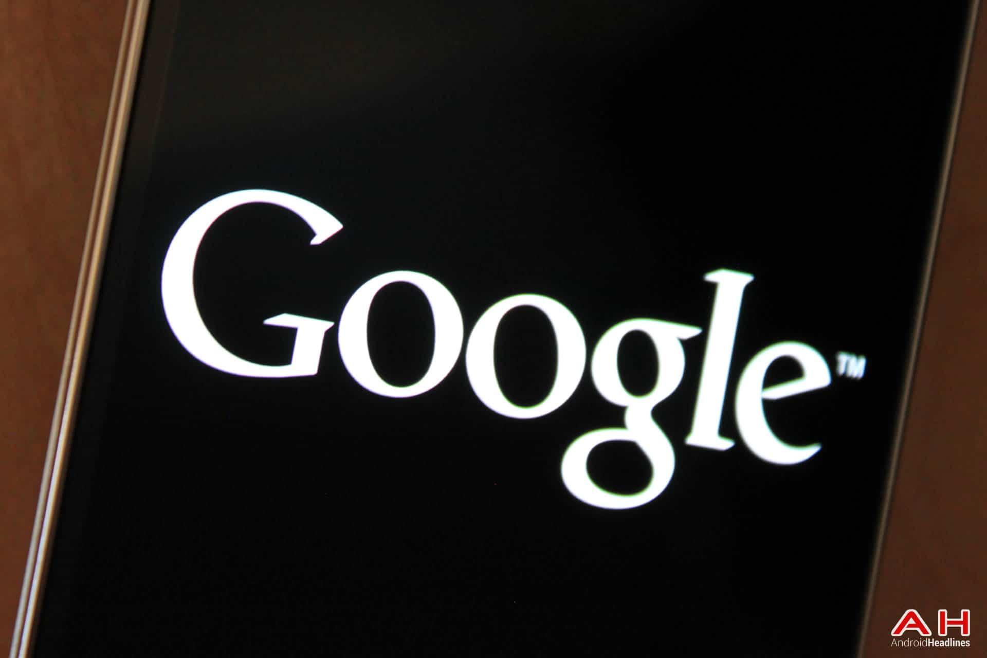 AH Google Logo Black 1.1