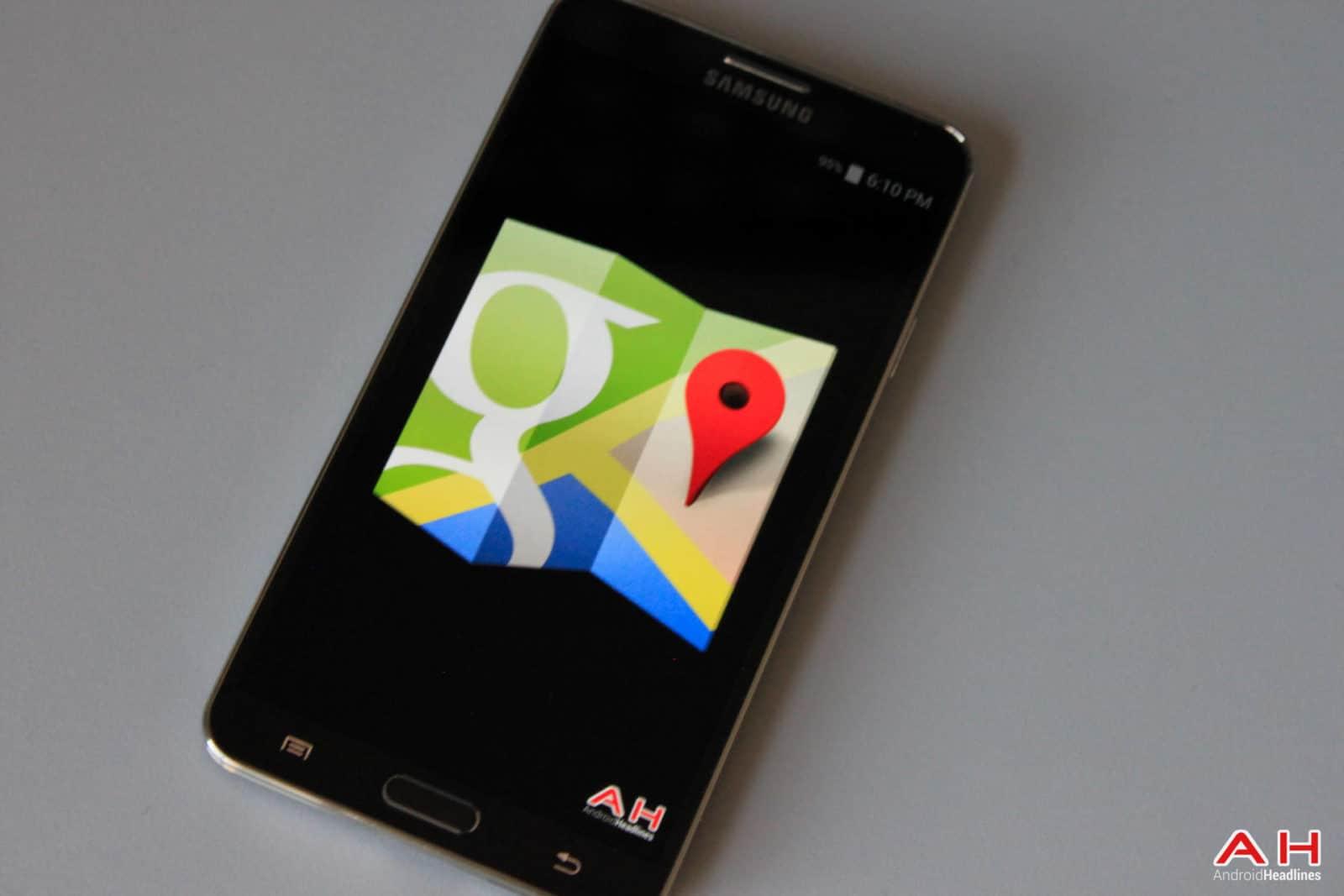 AH Google Maps 1.0