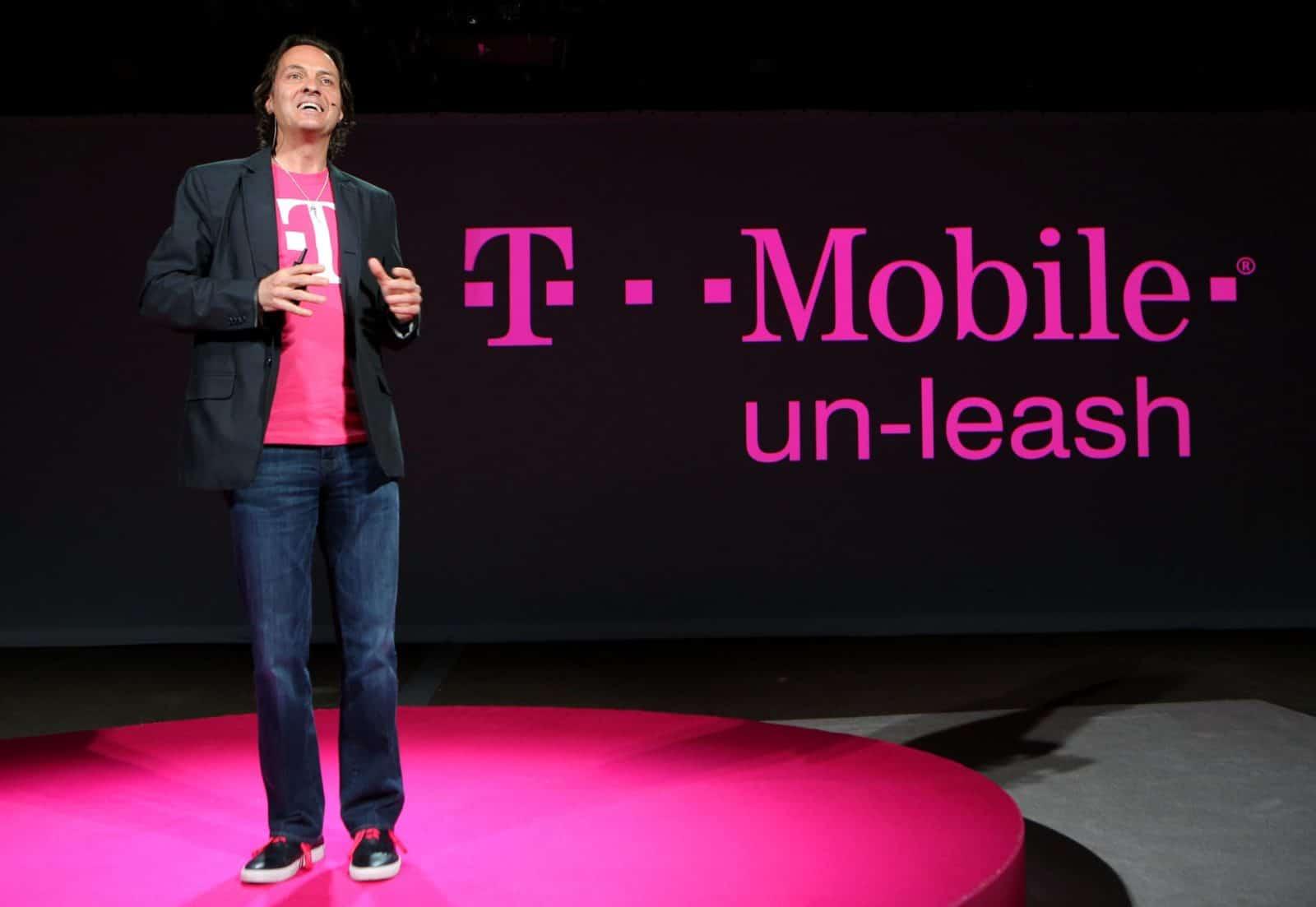 AH John Legere T-mobile TMO uncarrier