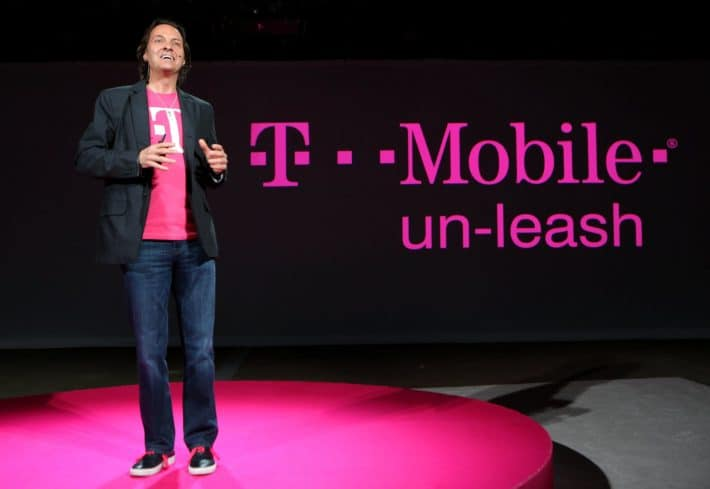 Legere: We Don't Need to merge with Sprint to Succeed
