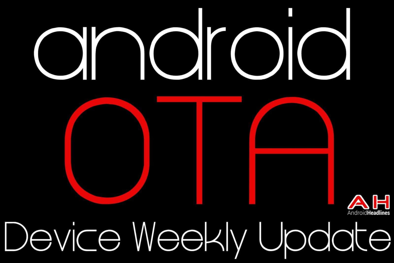 AH OTA Weekly Updates Device 1.0
