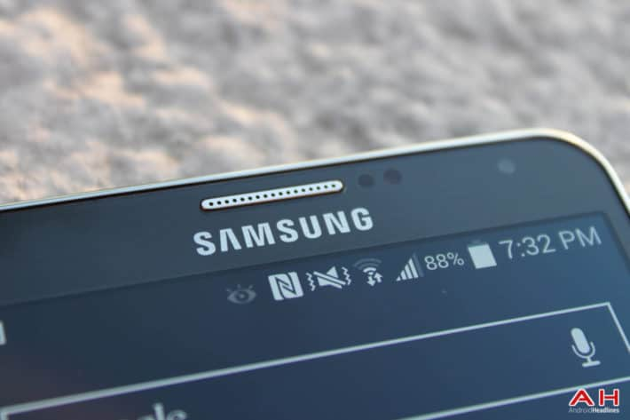Samsung's Galaxy Note 4 Gives a Sneak Preview of Itself?