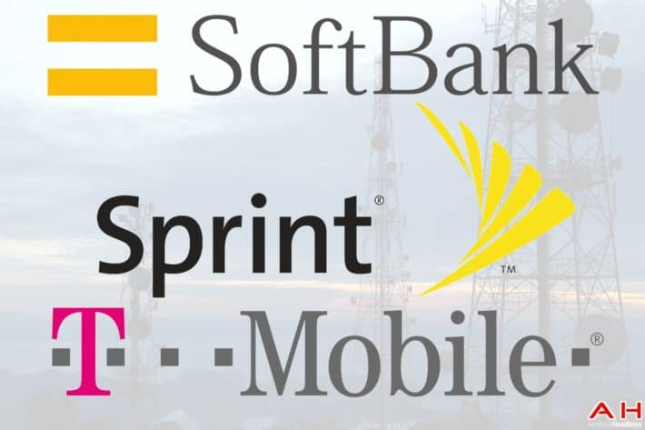 SoftBank Merger of Sprint and T-Mobile Nearing a Deal