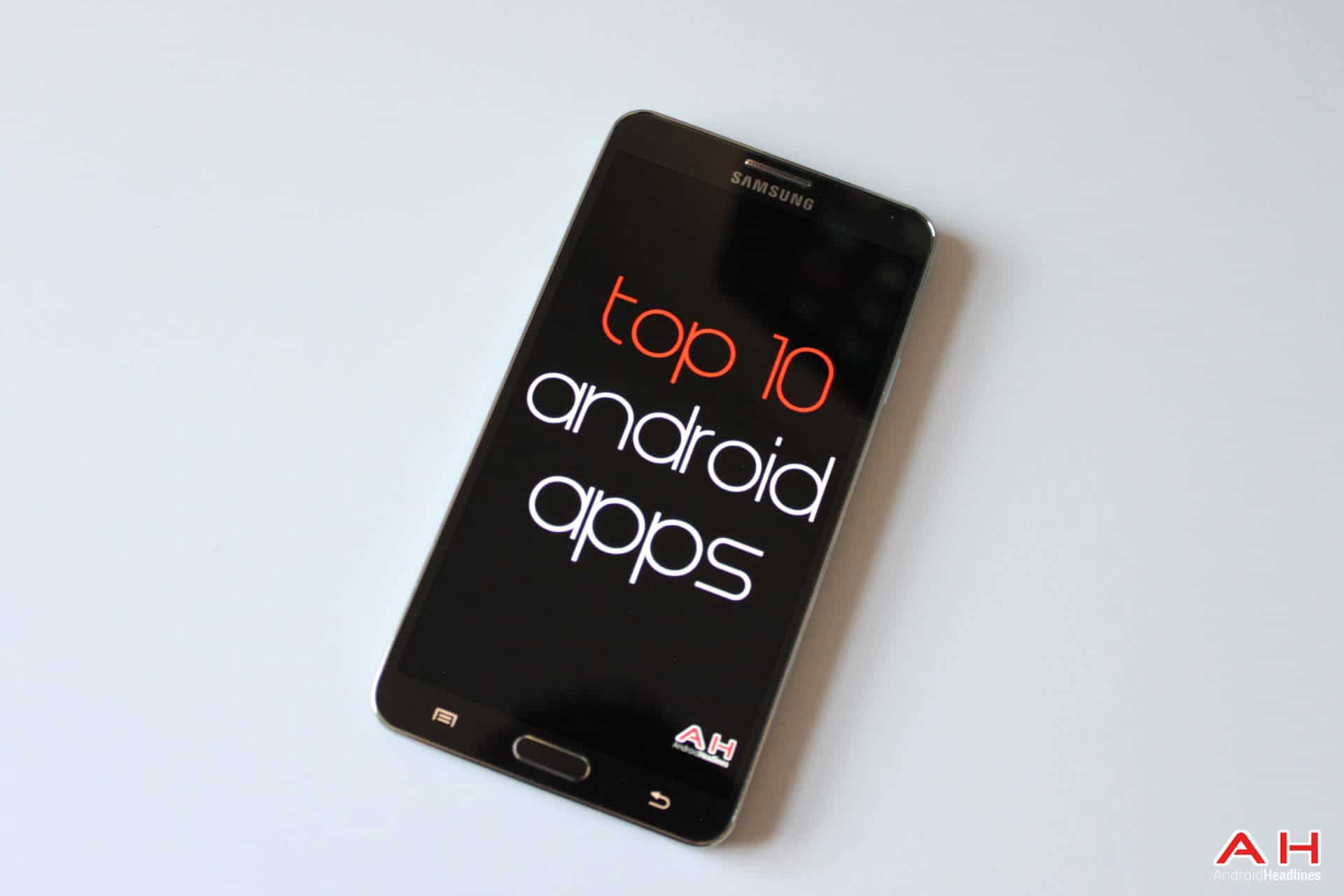 AH Top 10 APPS Monthly 1.0