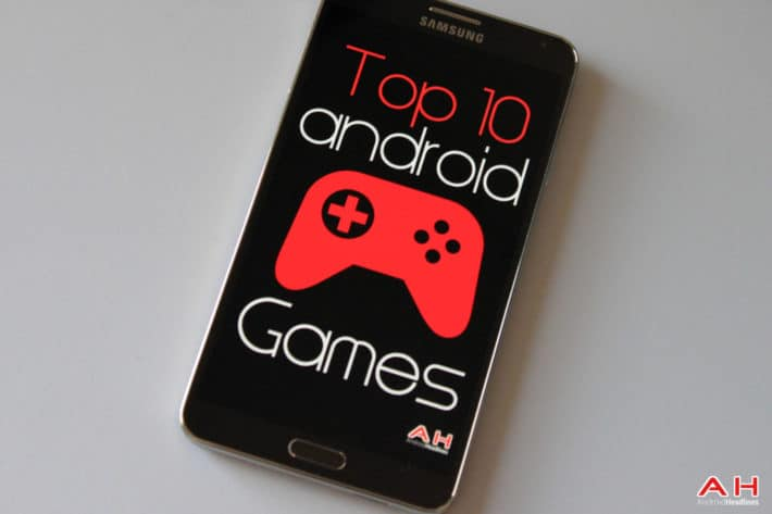 Featured: Top 10 Games May 2015 Edition