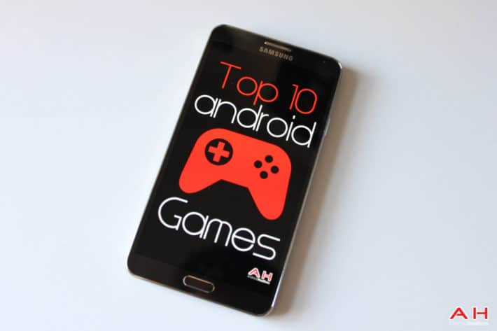Top 10 Best Android Games December 2014 Edition