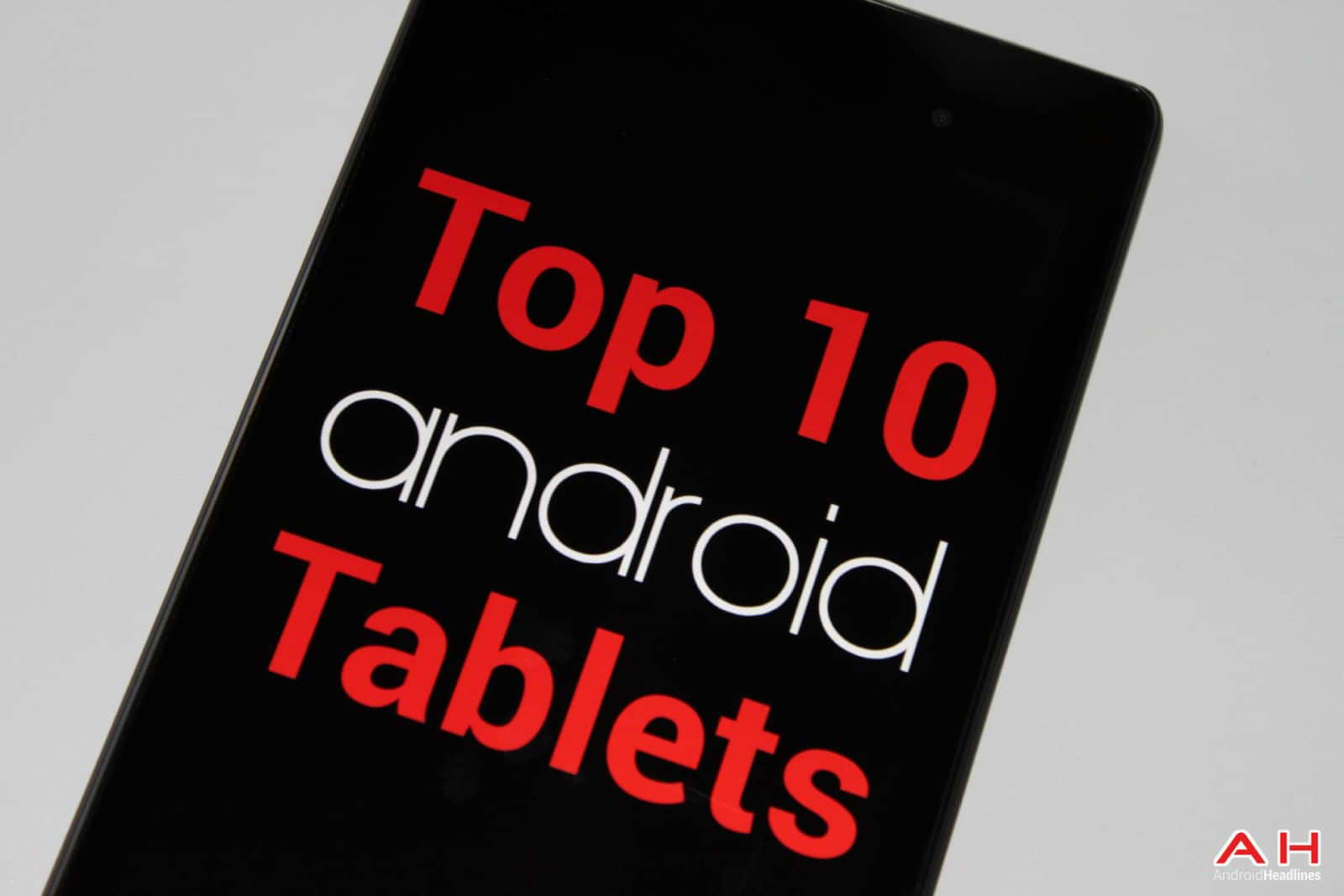 AH Top 10 Tablets  Monthly 1.0