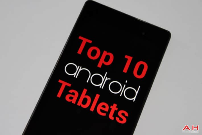 Top 10 Best Android Tablets Buyers Guide: November 2014 Edition