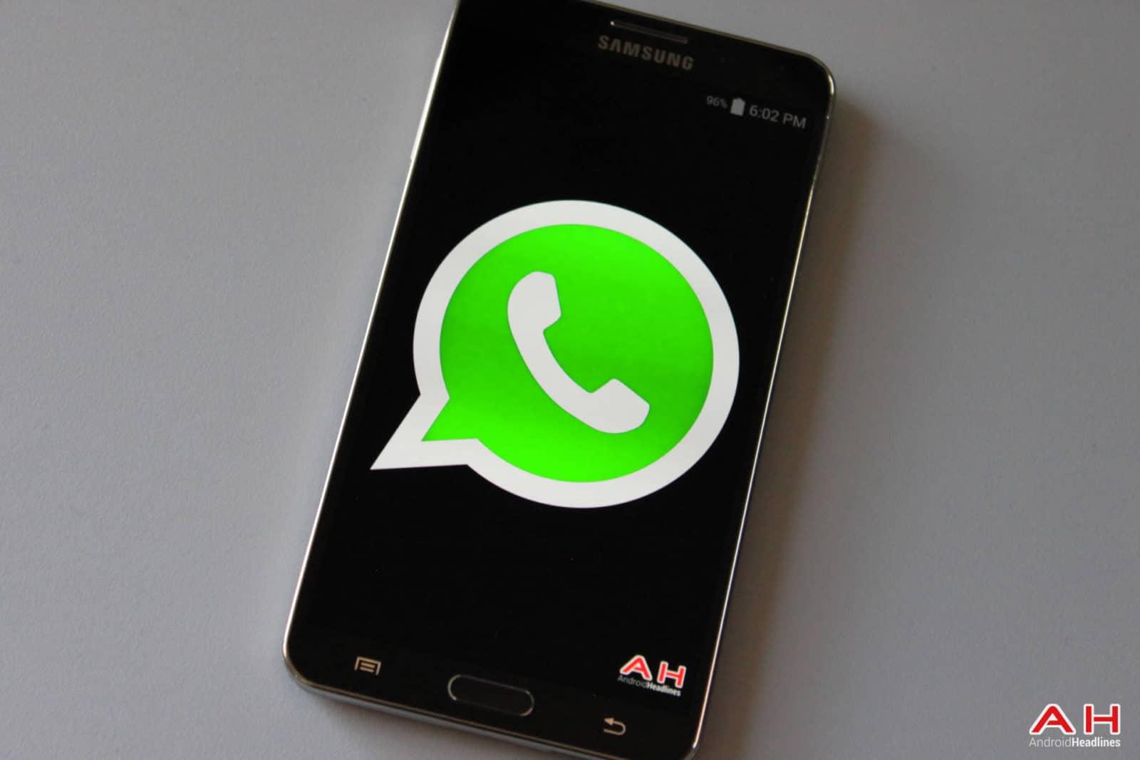 AH whatsapp 1.0