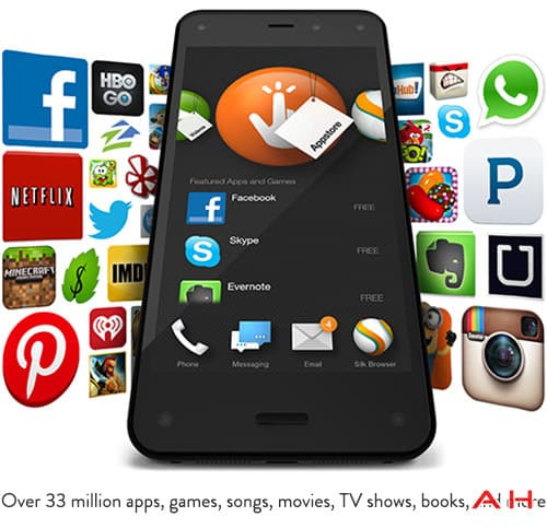 Amazon Fire Phone AH-8