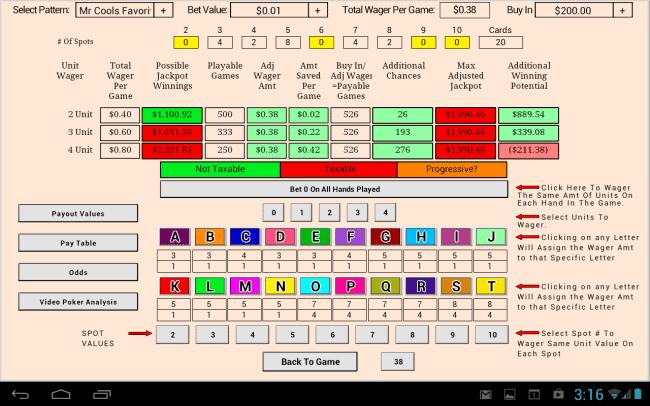 Analysis Screenshot