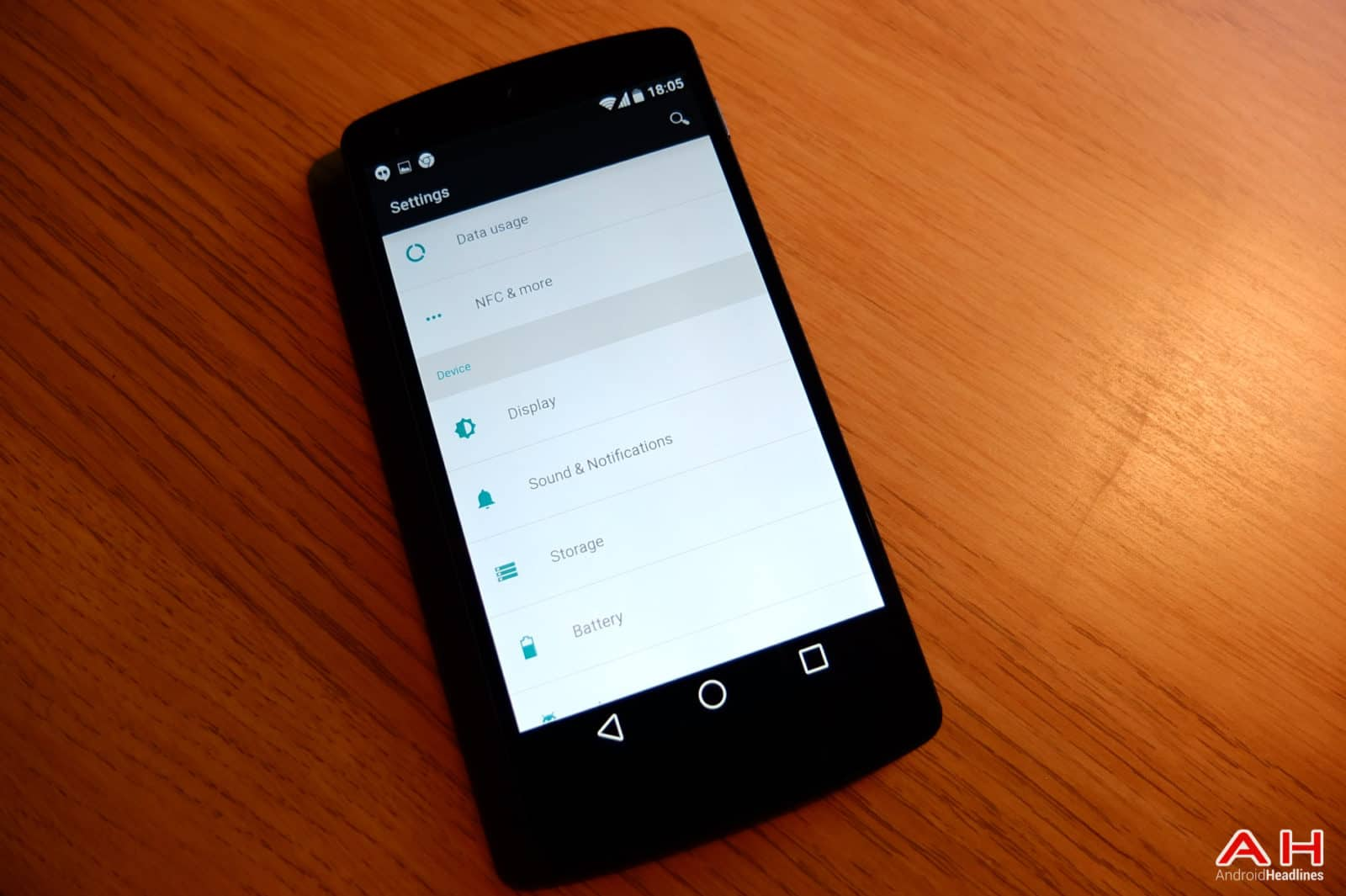 Android L AH-3