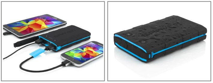 Braven Announces their Rugged BRV-Bank 6000mAh Battery Pack