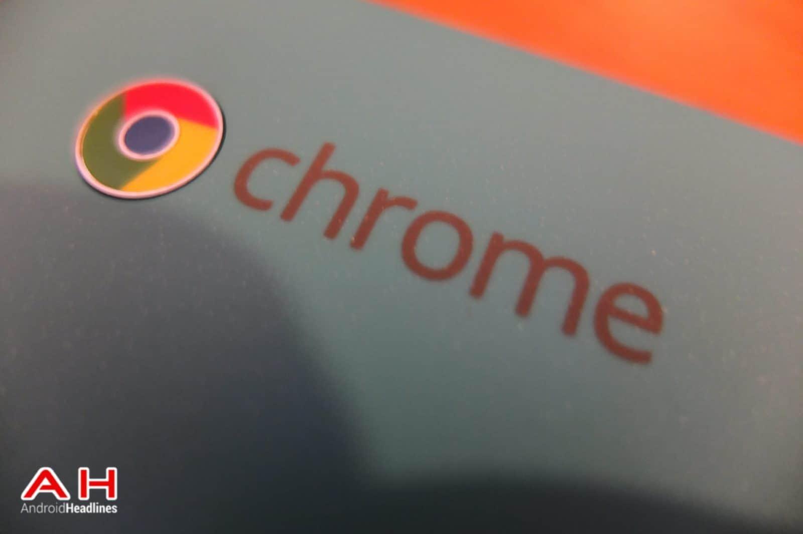 Chrome Logo AH