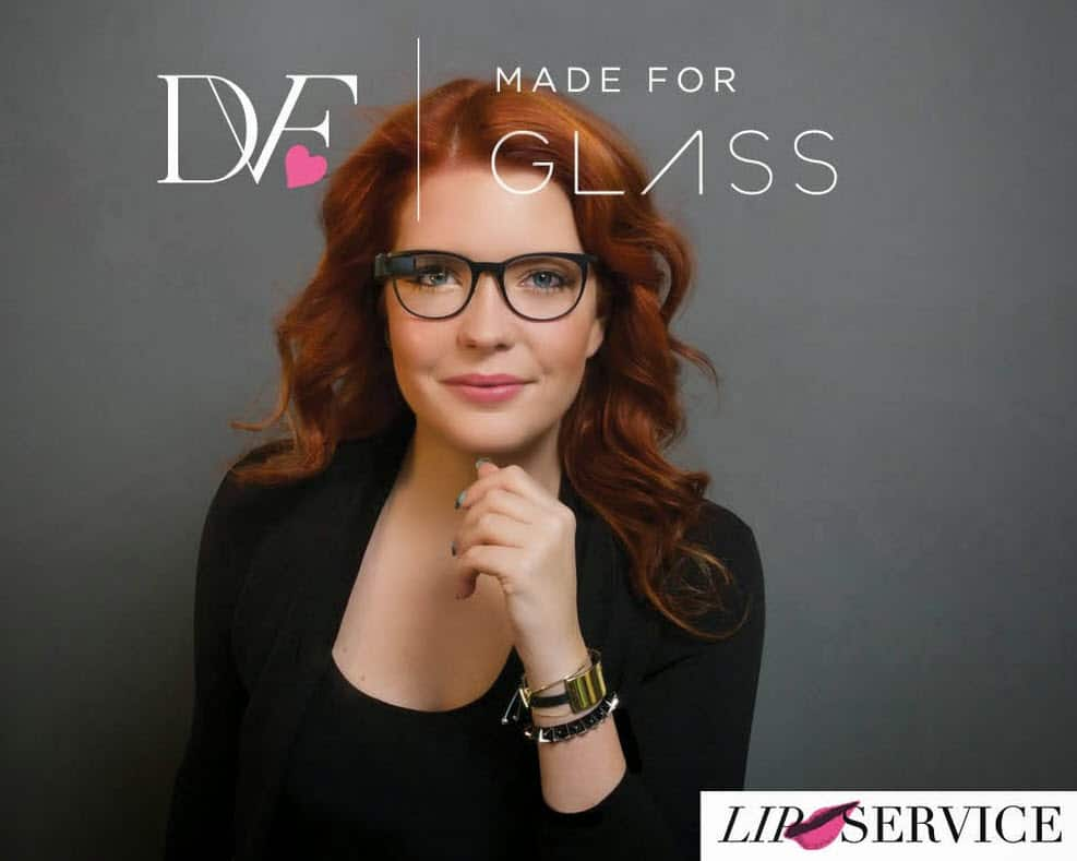 DVF Made for Glass Main