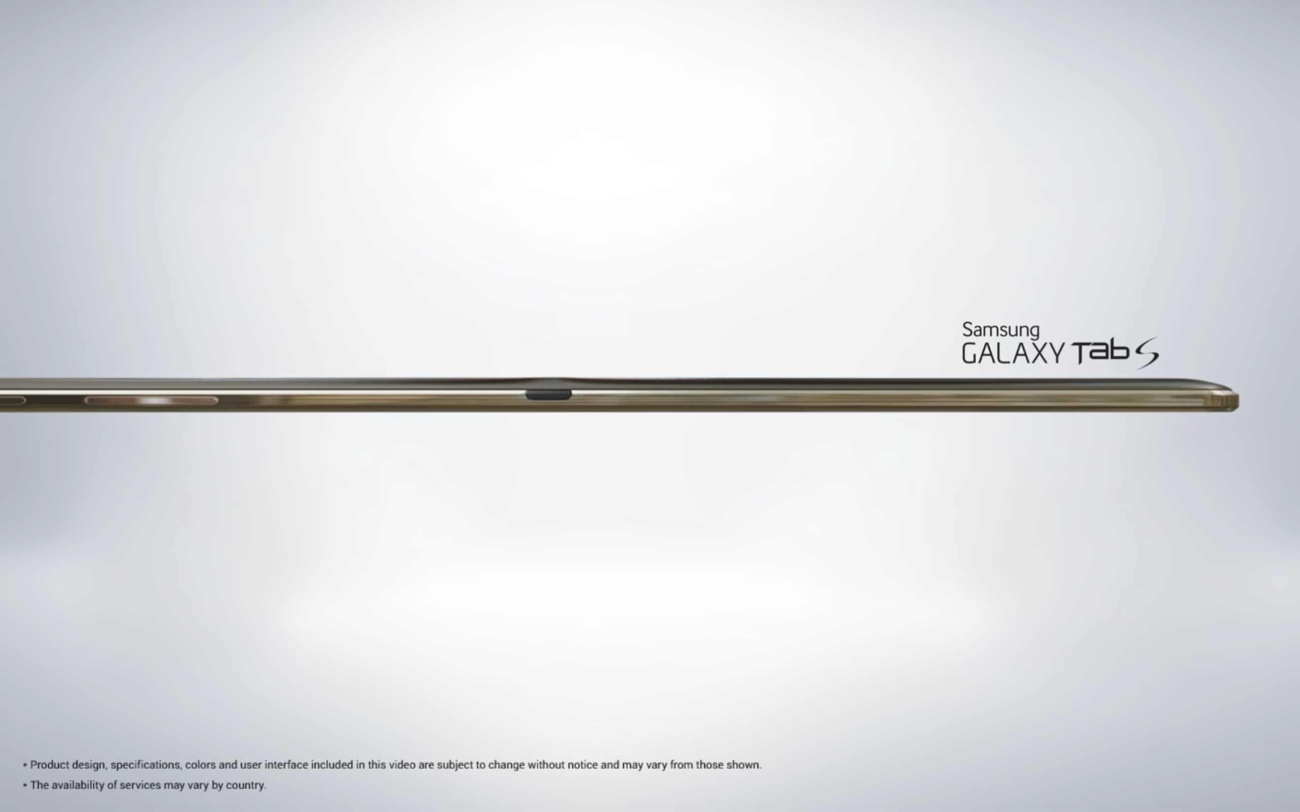 Galaxy Tab S 06