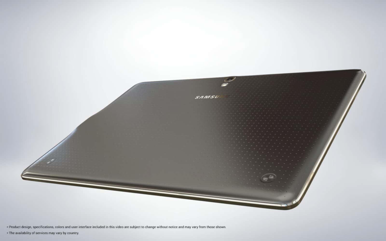 Galaxy Tab S 07