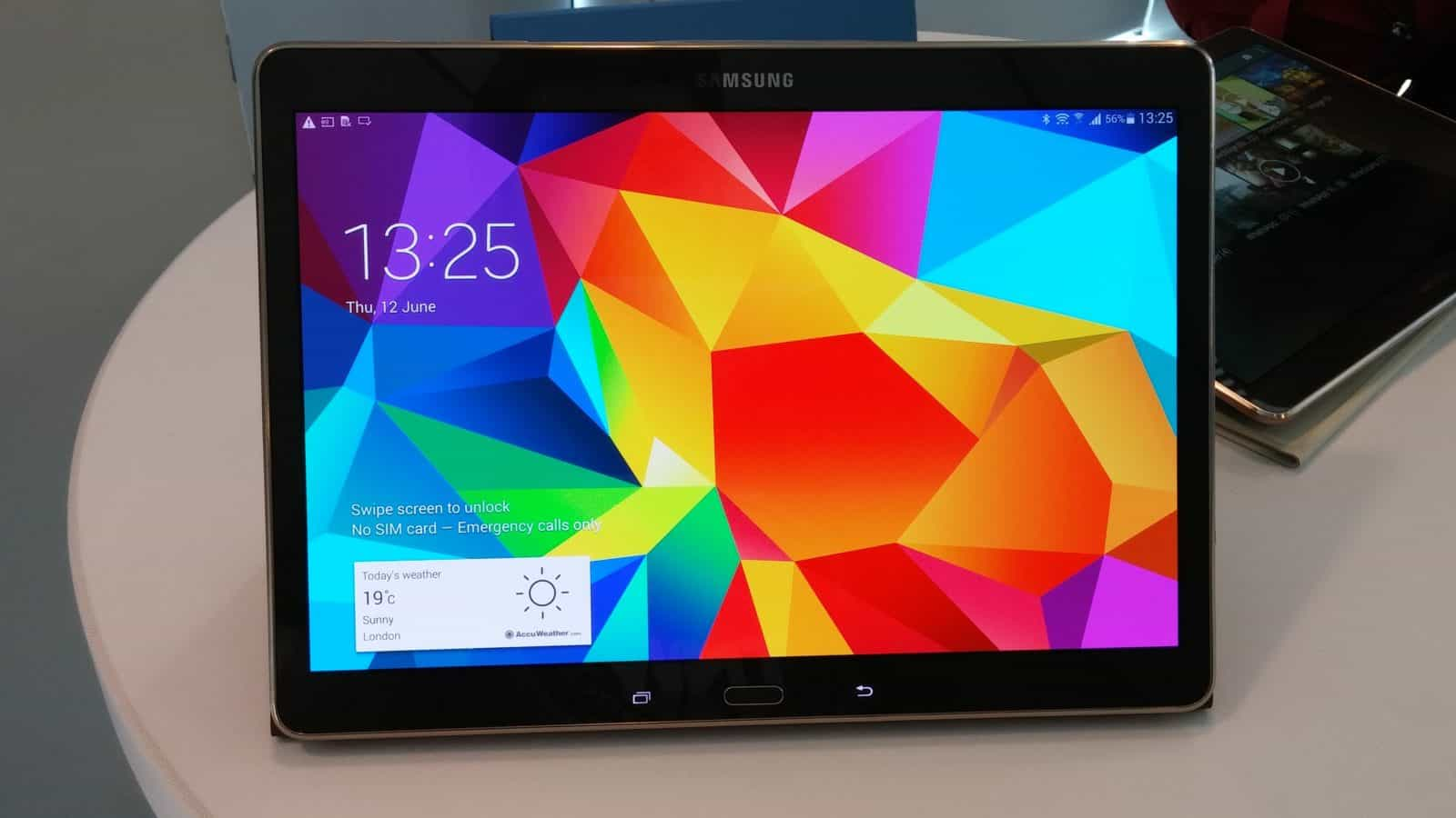 samsung announces accessories for the galaxy tab s 8 4 and. Black Bedroom Furniture Sets. Home Design Ideas