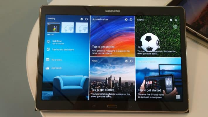 The UK Has Cause to Celebrate the 4th of July: Samsung Galaxy Tab S to Arrive!
