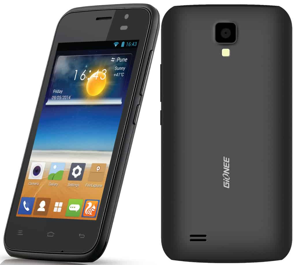 Gionee PS2