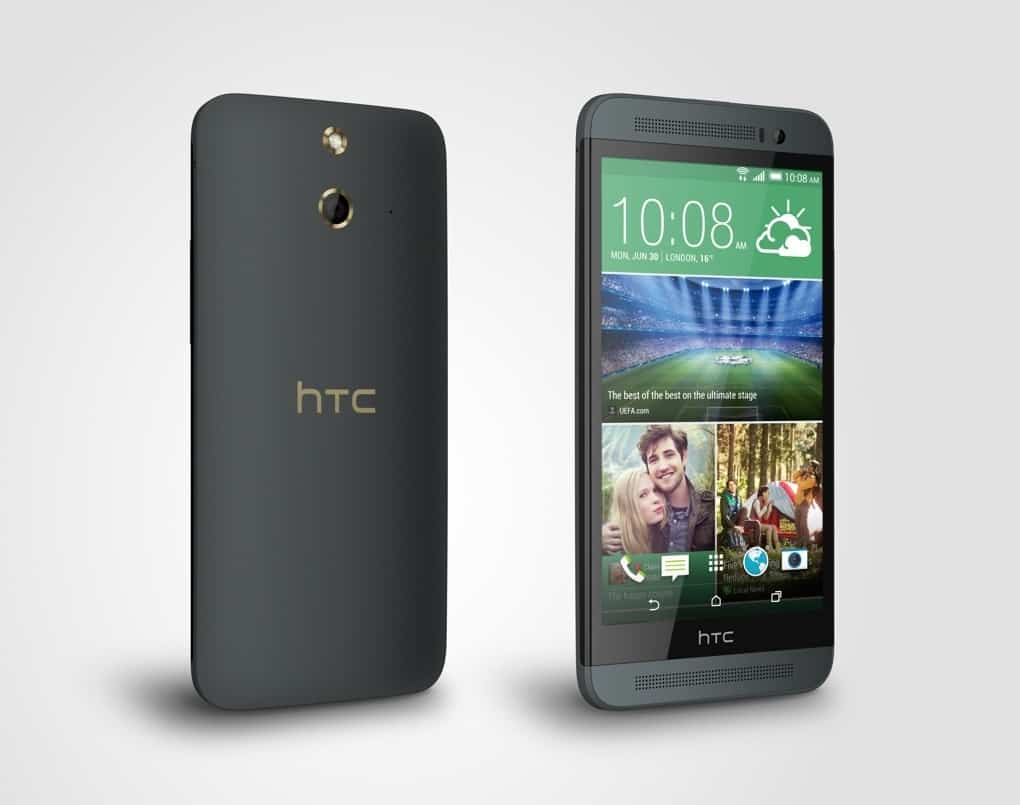 HTC One E8 05