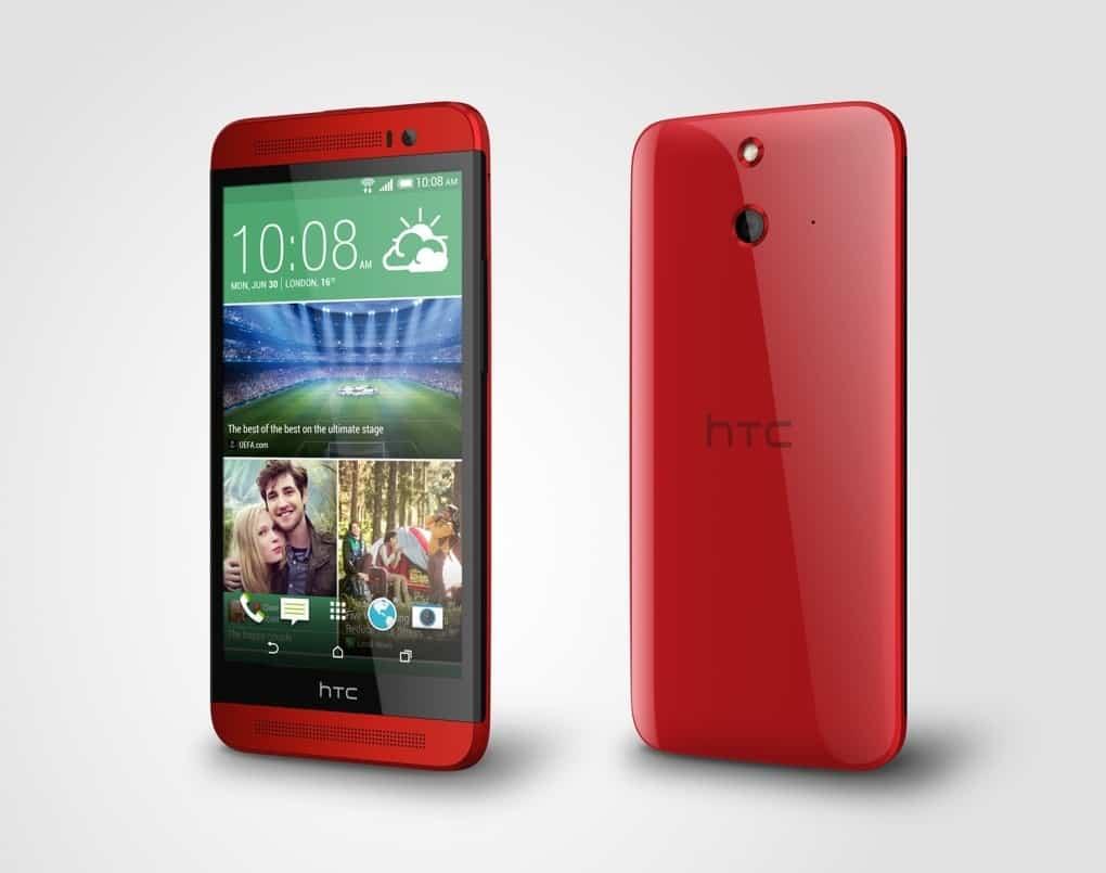 HTC One E8 07
