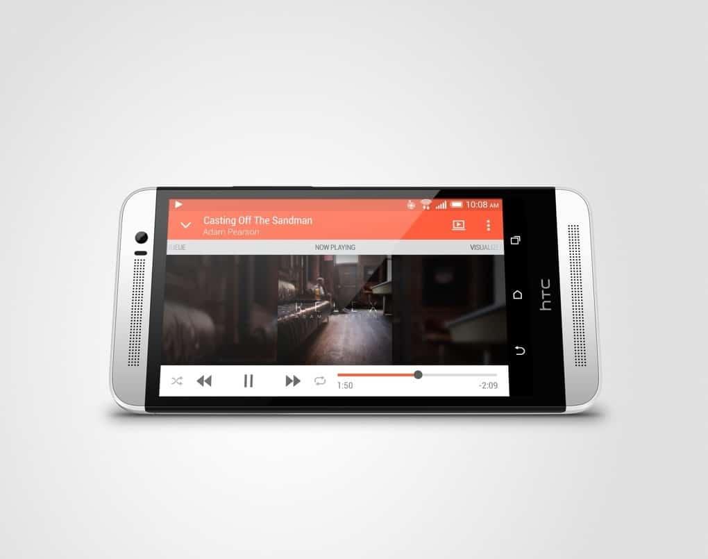 HTC One E8 12