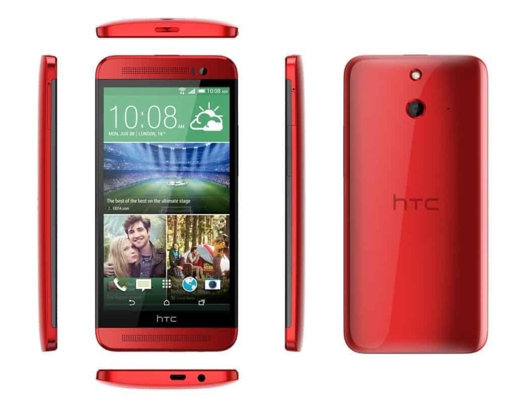 HTC One E8 14