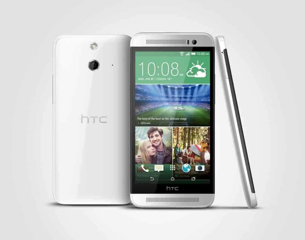 HTC One E8 17