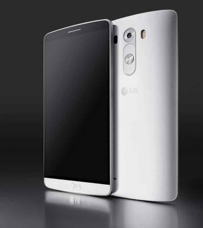 LG G3 Second