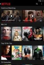 Netflix New UI 3