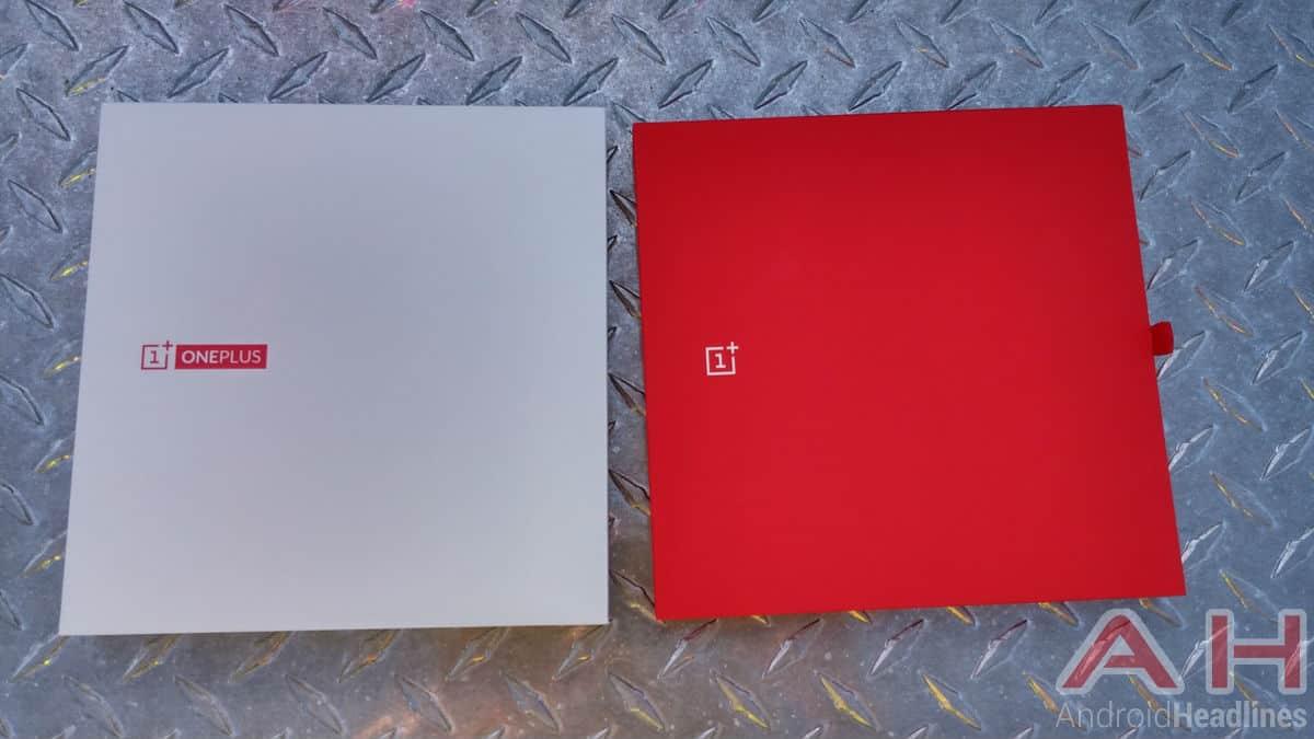 OnePlus One Box Insert
