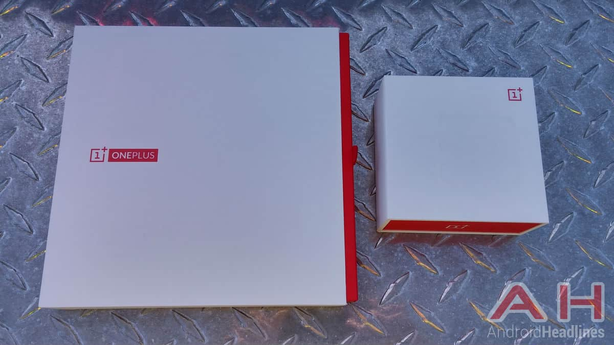 OnePlus One Boxes
