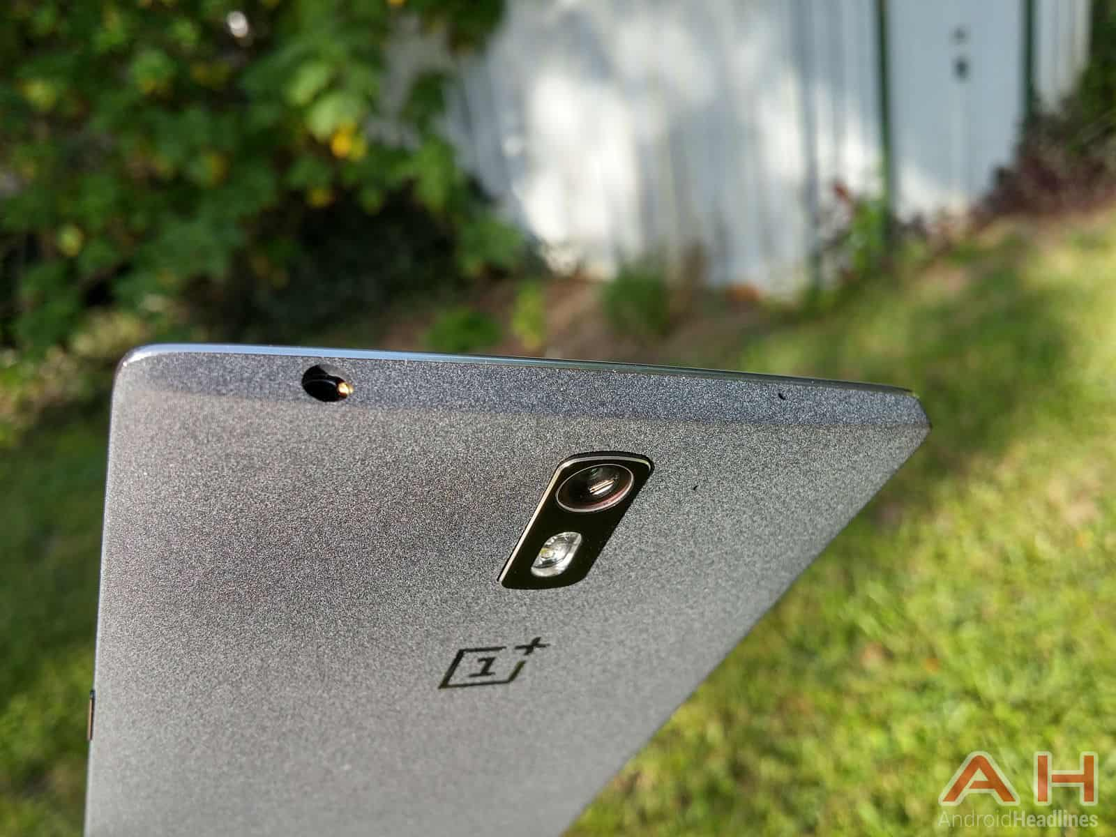 OnePlus One Camera Back Top