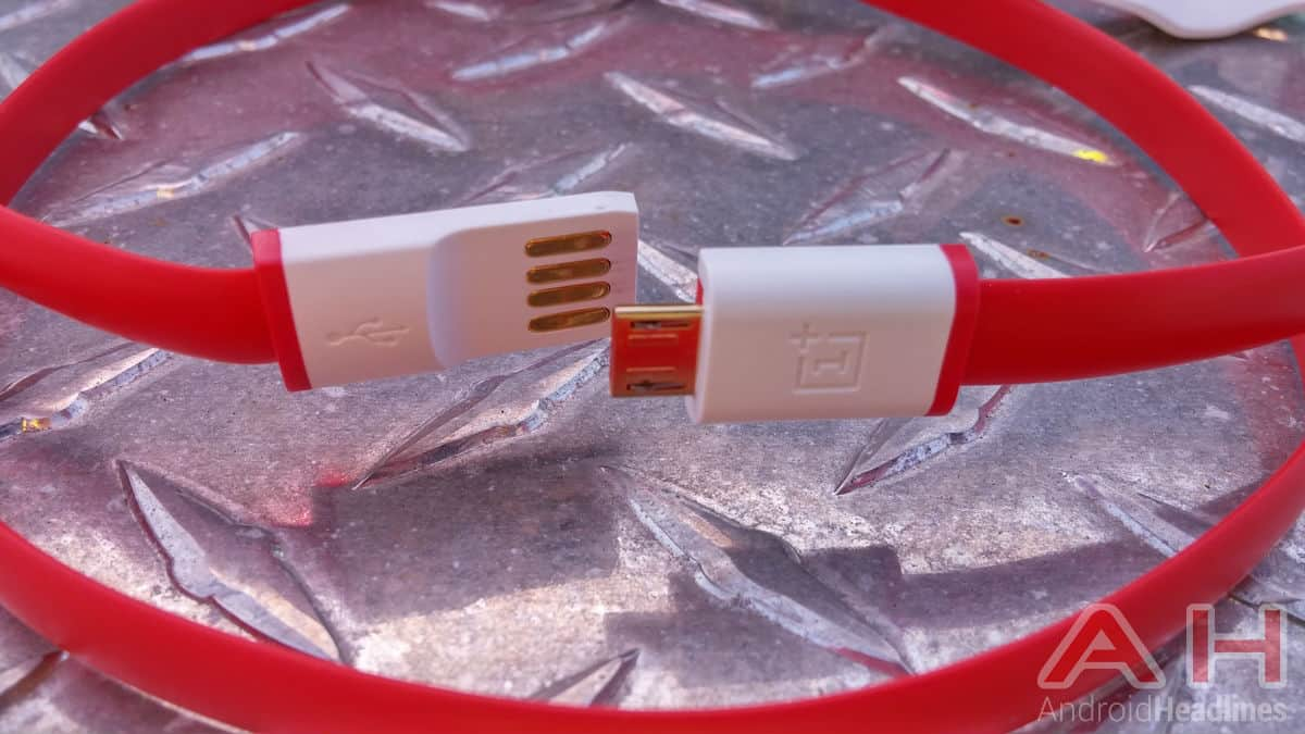 OnePlus One Charger Cable