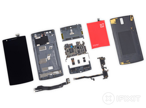 OnePlus One Tear Down