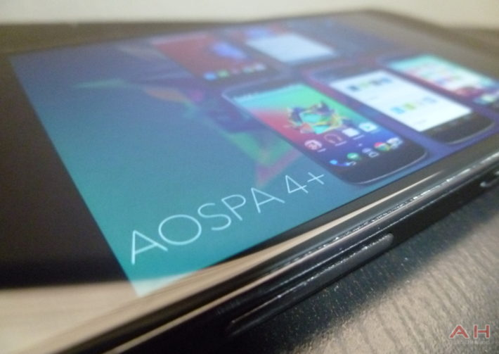 Paranoid Android's Revamped Recent Inspired on Android L's Approach