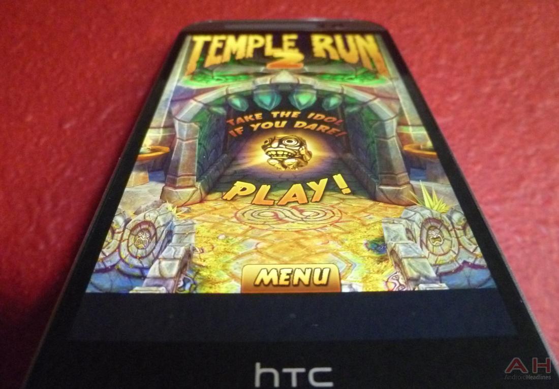 AH Temple Run 2