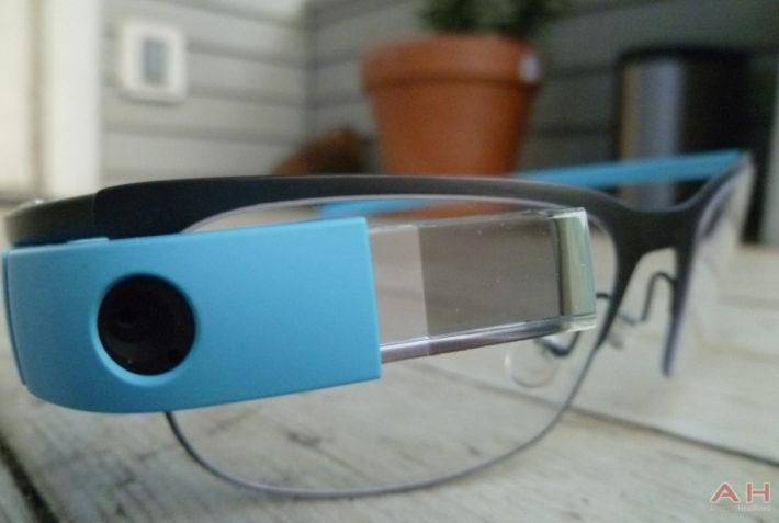 Google Secures Patent For Possible New Google Glass Design