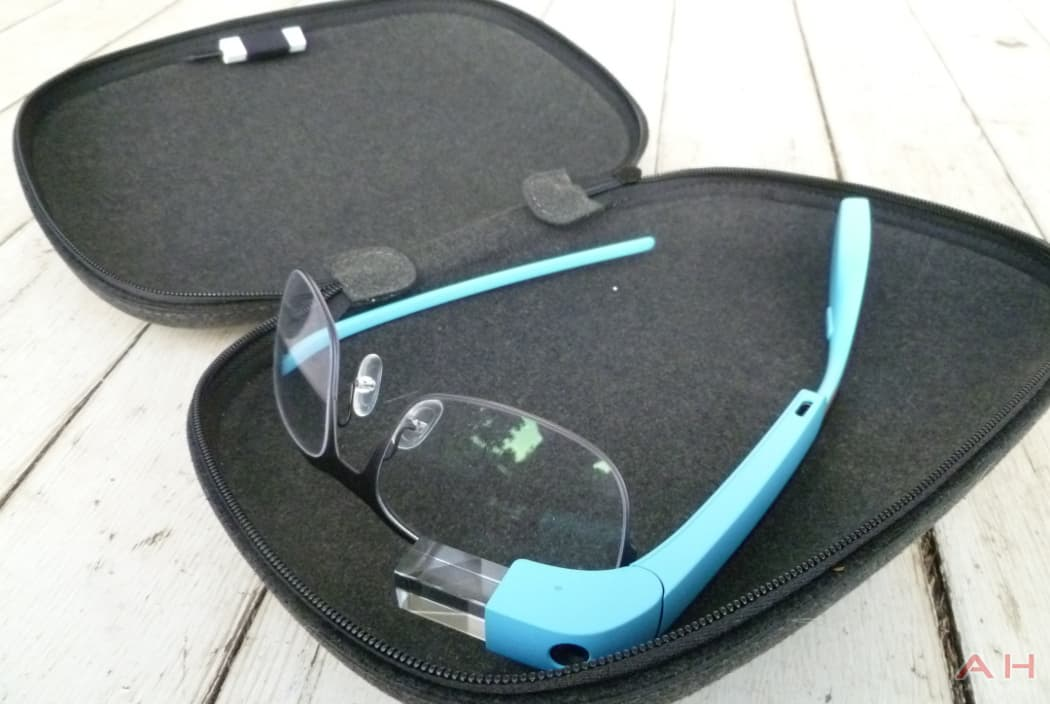 AH Google Glass
