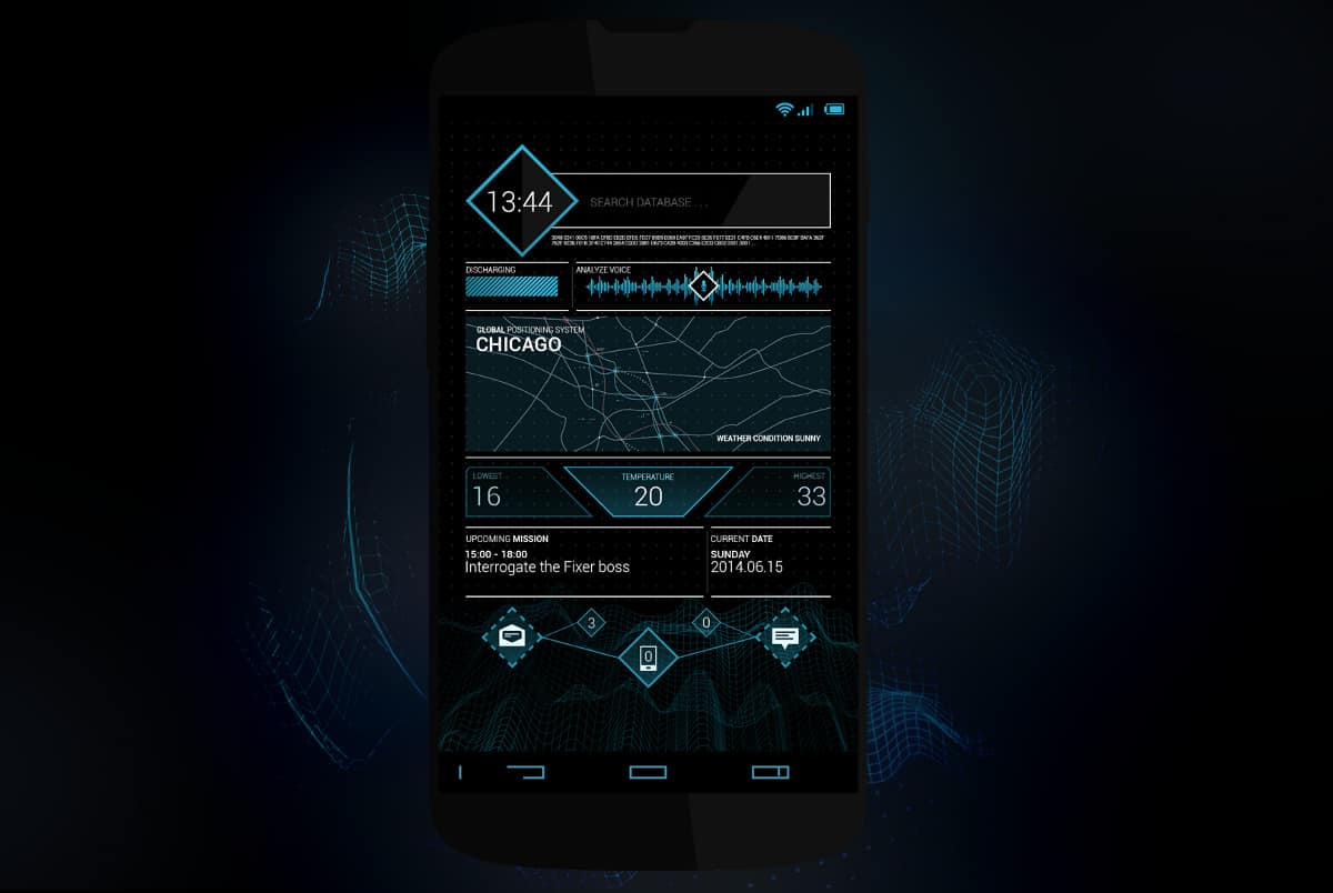 Top Android Homescreen June 20th Edition: The Future ctOS ...